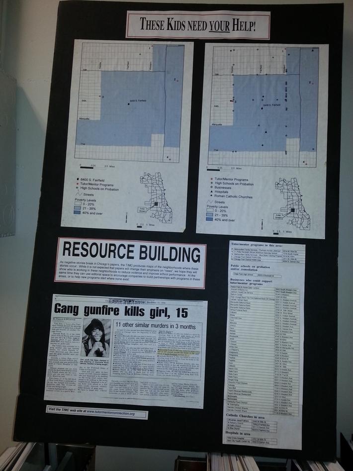 Gang-gunfire Kills Girl. Chicago SunTimes 1996