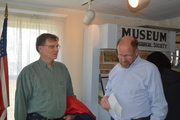 Elke and Jurgen visit from Oberzell, Germany