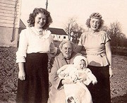 Family Members That Lived in Milltown