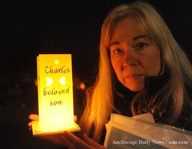2011 Lighting the Night lantern event