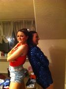 Aimee and Faye