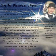 Im In Heaven Now - 1qgzx-132 - print