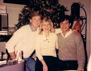 P&E & Ellen Xmas - 1984