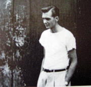Stanley Getz as a young man (N.Y 1949)
