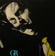 "The ""Sound"" Stan Getz's portrait by GR"