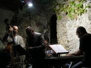 Jazz Quartet in  Bussana Vecchia