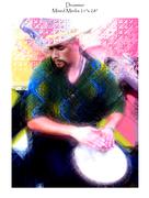 Drummer Study 2