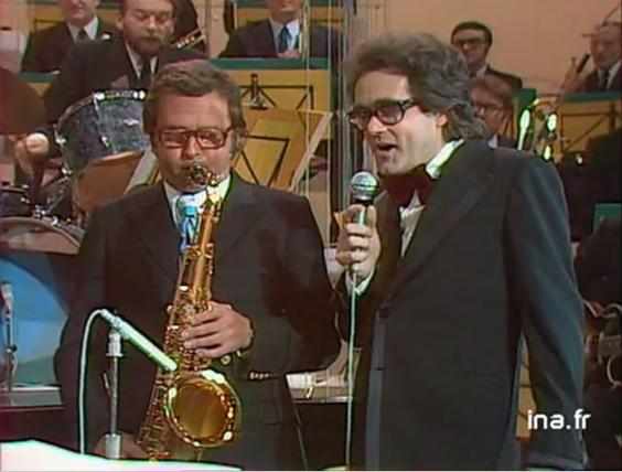 Stan Getz et Michel Legrand - 1972
