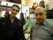 Gérard and Monsieur MIEN