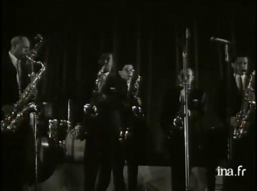 Hawkins, Byas, Wilen, Lafitte, Getz - 1958