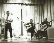 Stan Getz & Charlie, Joe Byrd All Souls Church, Unitarian in Washington, DC on 13 February 1962