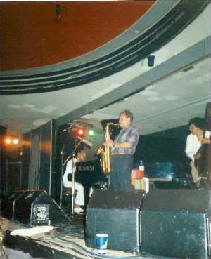 Stan Getz quartet 1987 north sea