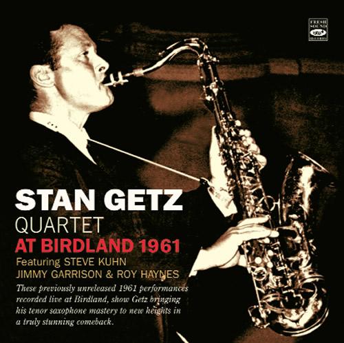 Getz Quartet - Birdland - 1961