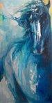 Blue Horse    Sylvia Coley
