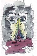 Occhi dall'invisibile - Work of art by Elisabetta Errani Emaldi
