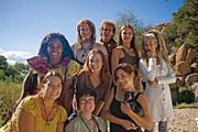2009 Raw Spirit Staff
