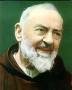"""St. Pio """"Padre Pio"""" of Pietrelcina"""