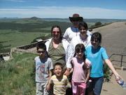 On Mt Capulin -  New Mexico