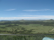 View from Mt Capulin - New Mexico