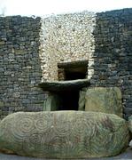The Entrance to Newgrange
