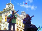Liko and Eddy Play the Palace