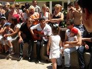 The gypsy festival St. Maries de la Mer