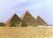 The Pyramids...