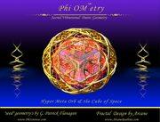 Phi-Ometry Hyper-Metanode Cuber of Space 2