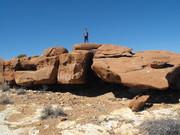 Adrien on the Rocks