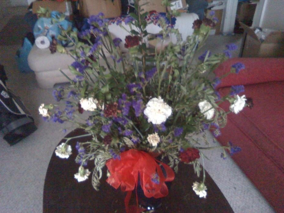 Floweres...