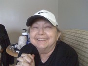My Mom the Saturday before her passing...