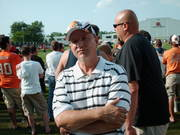 Me at Cleveland Browns Training camp