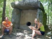 Dolmen pilgrimage
