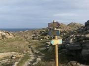 Hiking at Paros Eco Park / Πεζοπορία στο Πάρκο Πάρου