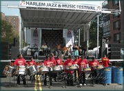 CASYM Steel Orchestra at Harlem Day 35