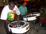 Brent Holder CSI Steelpan