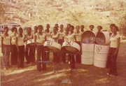 St. Francois Girls College Steel Orchestra - 1974