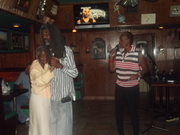 Mummy and I Dancing at Dockers with Patti Singing