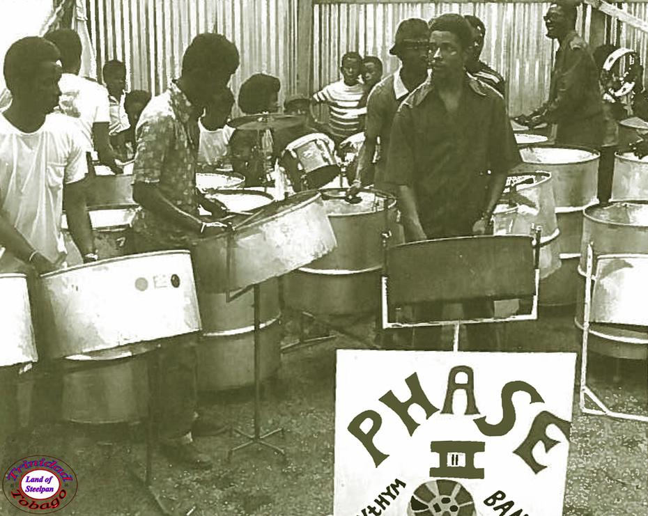 PHASE 11   RHYTHM BAND - 1972