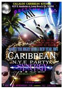 New Years Eve with Synergy at Callaloo.