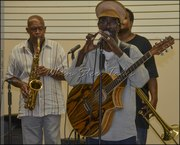 A Musical Send-off, celebrating in NY the life of Eddie Quarless