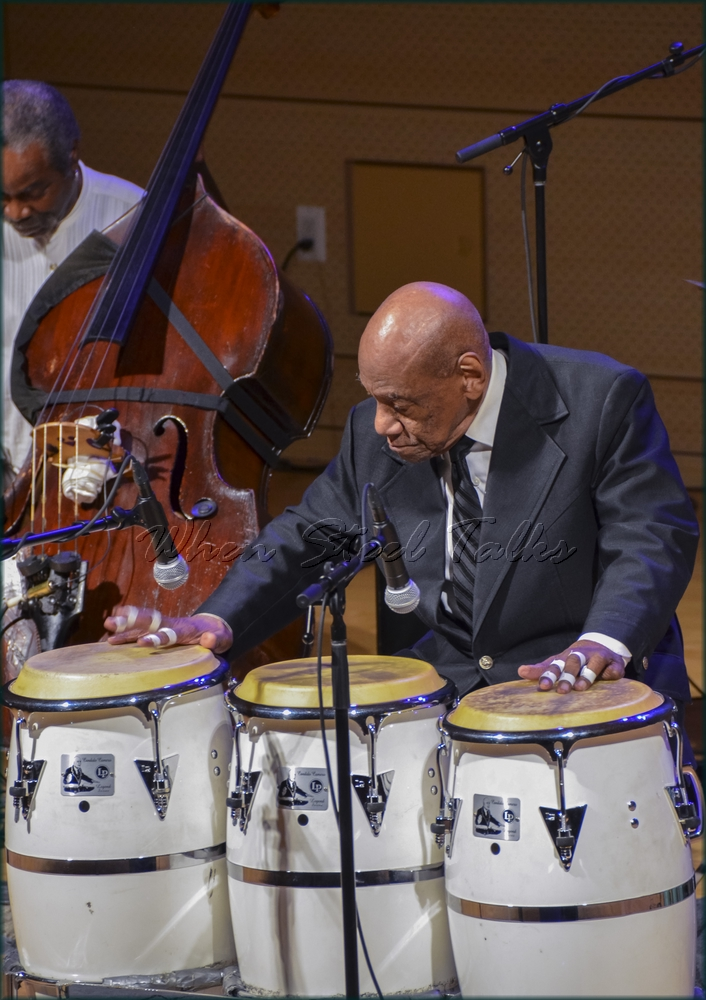 "Candido (Cuba), Afro-Cuban drums - from: ""Randy Weston presents Symposium in the Drum - From Africa to the New World"""