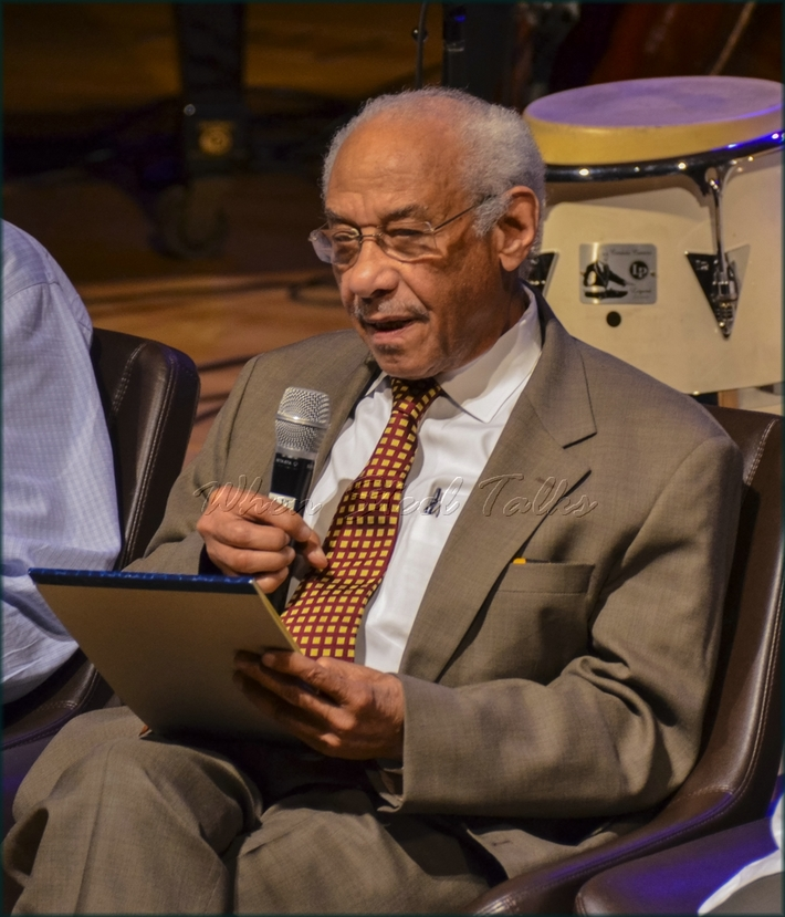 """Discussion with Dr. Acklyn Lynch - from: """"Randy Weston presents Symposium in the Drum - From Africa to the New World"""""""