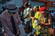 Ancient Rhythms - Pan Rules the Road - NY J'Ouvert 2018