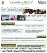info alfabetizacion digital UC LOS ANDES 2012 PUC IPLA EULA