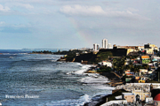 San Juan de frente al Atlántico