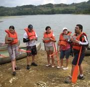 Expedicion Geografica al Nacimiento del Lago Guajataca