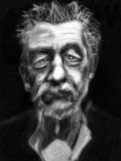 Sketching John Hurt