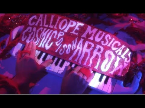 FRESH RELEASE : Calliope Musicals - Cosmic Poison Arrow (Official Video)