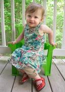 Izabella porch chair